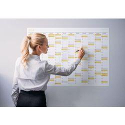 Planer na ścianę 2018 papierowy suchościeralny 119x84 A0