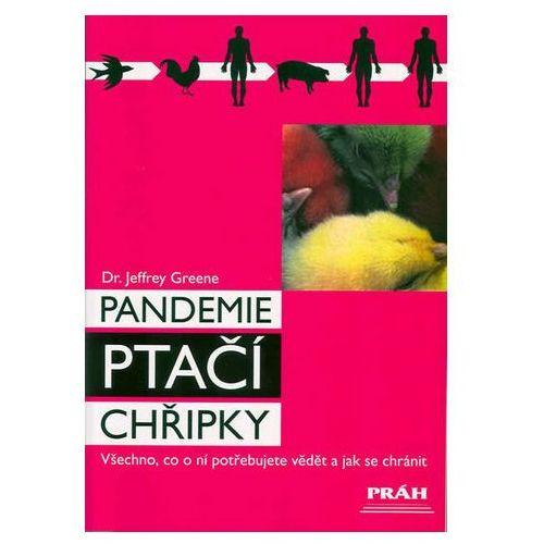Pozostałe książki, Pandemie ptačí chřipky Jeffrey Greene