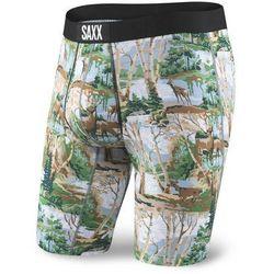 Bokserki męskie SAXX VIBE LONG LEG MODERN FIT - Kolorowy