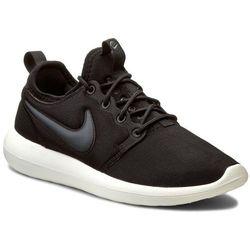 Buty NIKE - W Nike Roshe Two 844931 002 Black/Anthracite/Sail/Volt