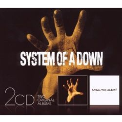 System Of A Down - System Of A Down/Steal..