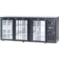 Stół chłodniczy barowy 3 drzwiowy 537 l STALGAST 882181