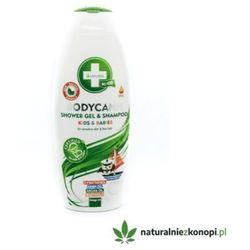 Bodycann żel i szampon dla dzieci z olejem konopnym 250ml
