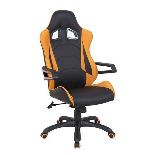 Fotele dla graczy, Fotel gabinetowy lub dla gracza HALMAR MUSTANG