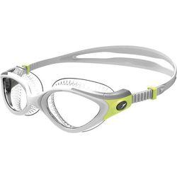 speedo Futura Biofuse Flexiseal Gogle Kobiety, green/clear 2019 Okulary do pływania Przy złożeniu zamówienia do godziny 16 ( od Pon. do Pt., wszystkie metody płatności z wyjątkiem przelewu bankowego), wysyłka odbędzie się tego samego dnia.