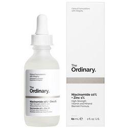 Niacynamid 10% + Cynk 1% - zabieg przeciw wypryskom
