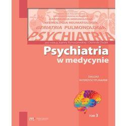 Psychiatria w medycynie - dominika dudek, joanna rymaszewska (opr. miękka)