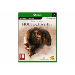 SUPERMASSIVE GAMES The Dark Pictures: House of Ashes XBOX ONE