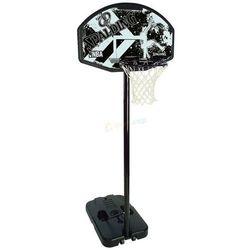 Stojak z tablicą kompozytową do koszykówki NBA Alley Oop Spalding Dostawa GRATIS!