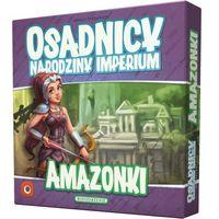 Puzzle, Portal Games Gra Osadnicy: Amazonki