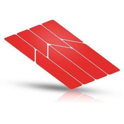 Riesel Design re:flex frame Naklejki odblaskowe, czerwony 2021 Akcesoria do ram Przy złożeniu zamówienia do godziny 16 ( od Pon. do Pt., wszystkie metody płatności z wyjątkiem przelewu bankowego), wysyłka odbędzie się tego samego dnia.