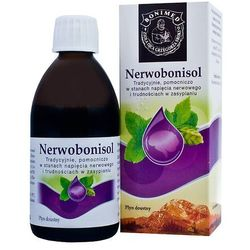 NERWOBONISOL krople ziołowe 100 g