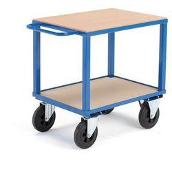 Wózek warsztatowy - wymiary: 830x600x800mm - bez hamulca