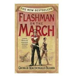 Flashman on the March (opr. miękka)