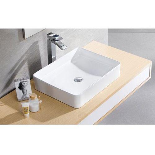 Bathco Nilo bathco nablatowa 500x400x115 biała - 4089 50 x 40 (4089)