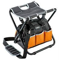 Torby narzędziowe, Stołek z torbą monterską 84-306 NEO