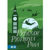 Książki dla dzieci, Przygody Piotrusia Pana - James Matthew Barrie (opr. twarda)