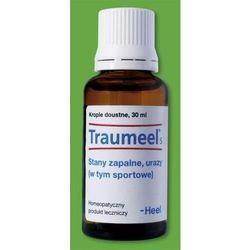 HEEL Traumeel S krop.doustne - 30 ml (butelka)