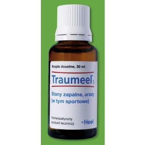 Homeopatia, HEEL Traumeel S krop.doustne - 30 ml (butelka)