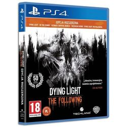 Dying Light The Following (PS4)