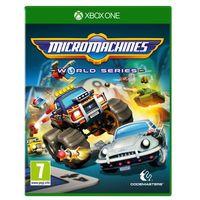 Gry na Xbox One, Micro Machines World Series (Xbox One)
