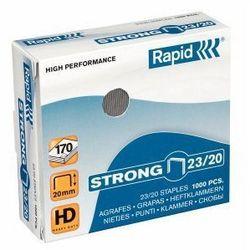 Zszywki Rapid Strong 23/20, 1M - 24870400