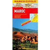Mapy i atlasy turystyczne, Maroko 1: 800 000 - mapa Marco Polo (opr. twarda)