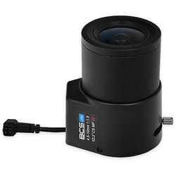 BCS-451012MIR Megapixelowy obiektyw 4.5-10 mm z przysłoną automatyczną do 12 MPX