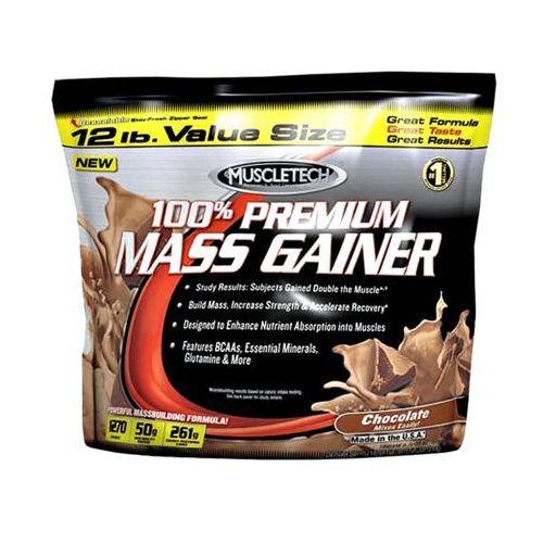 Gainery, muscletech 100% Premium Mass Gainer 5440 g