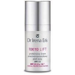 Tokyo Lift - Proteinowy krem przeciwzmarszczkowy pod oczy
