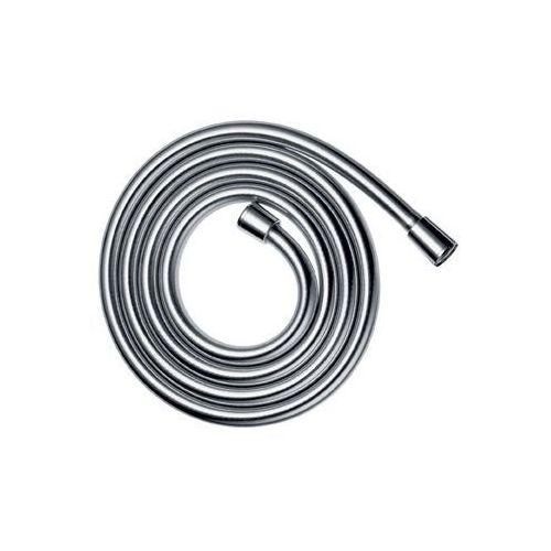 Hansgrohe Węże prysznicowe isiflex wąż prysznicowy z imitacją powierzchni metalicznej, długość 1,60 m - 28276000