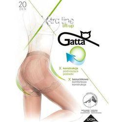 Rajstopy Gatta Body Lift-up 20 den beige/odc.beżowego - beige/odc.beżowego