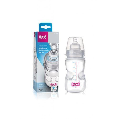 Butelki do karmienia, Butelka Medical+ 250 ml 5O32HK Oferta ważna tylko do 2019-05-24