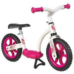 SMOBY Rowerek biegowy Girl