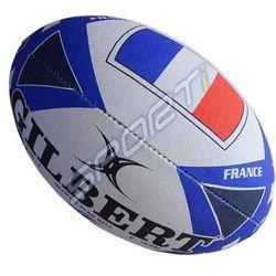 Piłka rugby Gilbert FLAG FRANCE