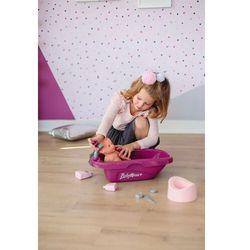 Smoby Baby Nurse wanienka z akcesoriami dla lalki do kąpieli