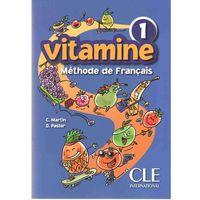 Książki do nauki języka, Vitamine 1 Podręcznik (opr. miękka)