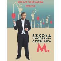 Pakiety filmowe, Szkoła uwodzenia Czesława M. Pakiet DVD+CD