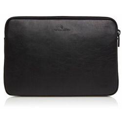 Castelijn & Beerens Nappa X Oscar Futerał na laptopa RFID skórzana 35 cm przegroda na laptopa black ZAPISZ SIĘ DO NASZEGO NEWSLETTERA, A OTRZYMASZ VOUCHER Z 15% ZNIŻKĄ