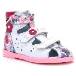buty profilaktyczne sandały ortopedyczne bartek w-81793/h84
