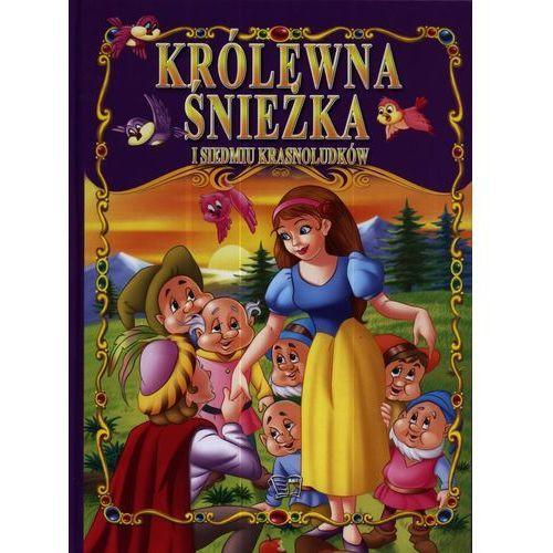 Książki dla dzieci, Królewna Śnieżka i siedmiu krasnoludków (opr. twarda)
