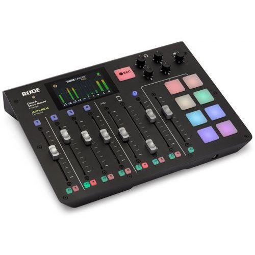 Rejestratory i programy DJ, Rode Caster PRO interfejs audio Płacąc przelewem przesyłka gratis!
