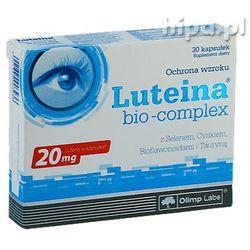 Olimp Luteina bio-complex 30 kaps. Lepszy wzrok 3936