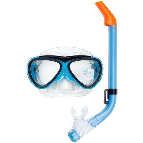 Maski, płetwy i fajki, Zestaw do nurkowania dla dzieci Waimea