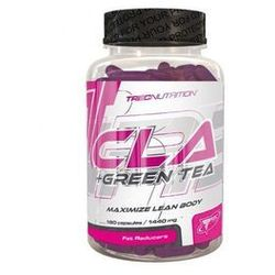 Spalacz tłuszczu TREC CLA + Green Tea 180kaps
