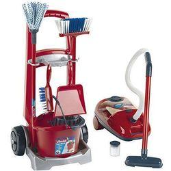 Klein 6742 Wózek do sprzątania z odkurzaczem Vileda