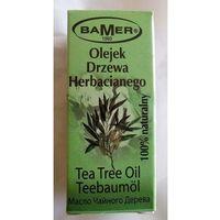 Olejki zapachowe, - BAMER - Olejek z Drzewa Herbacianego