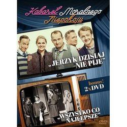 Kabaret Moralnego Niepokoju - Jerzyk dzisiaj nie pije & Wszystko co najlepsze (2 DVD)