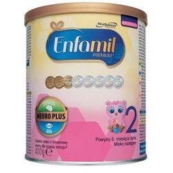 ENFAMIL 400 g Premium 2 Mleko następne powyżej 6. miesiąca życia
