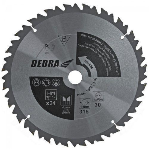 Pozostałe akcesoria do narzędzi, Dedra HL45036 - produkt w magazynie - szybka wysyłka!